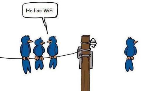 Wi-fi-Funny