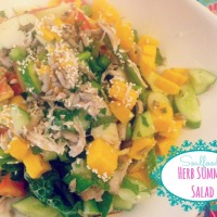 Herbed Summer Salad